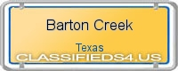 Barton Creek board